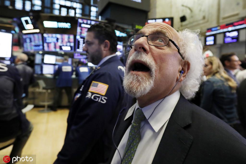 美股异动 | 区块链概念股普涨,嘉楠科技(CAN.US)涨超10%