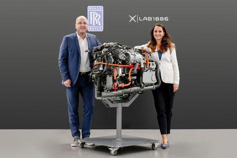奔驰合作劳斯莱斯 将汽车燃料电池用于固定发电系统