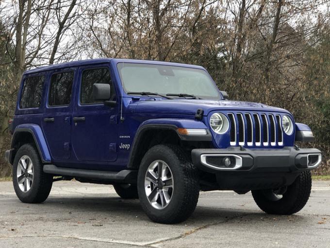 Jeep新款牧马人实拍!搭3.0T引擎/年底前交付