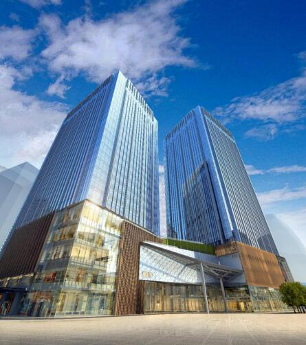 聚杰金融大厦盛大开幕 丽泽写字楼新地标荣耀登场