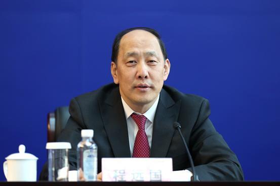 中国建设银行公司业务部总经理程远国