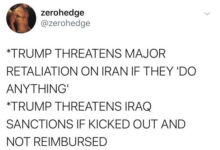 火上浇油!伊朗宣布退出伊核协议、特朗普刚刚发重大威胁 金价盘初一度暴涨30美元、美元/日元跌破108