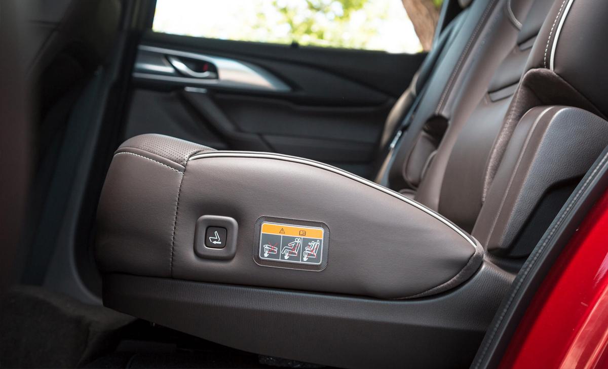加入扭矩矢量控制系统 澳版新款马自达CX-9升级