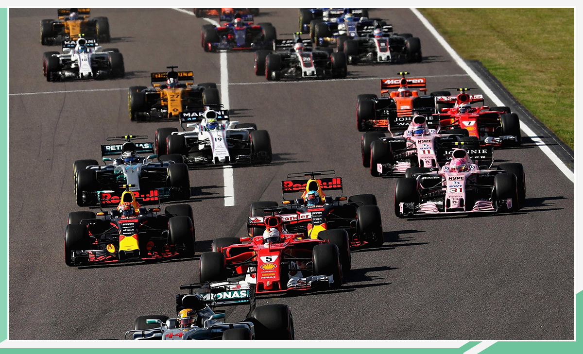 没取消已是万幸 F1中国大奖赛将推迟举办