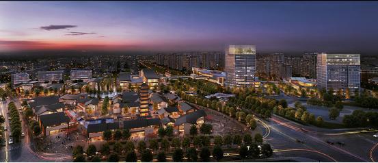 坐标浙沪桥头堡,上海之窗・智慧科学城紧跟省级重大项目推进步伐