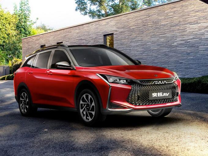 東風風神全新SUV標致同平臺 6月開售或8萬起
