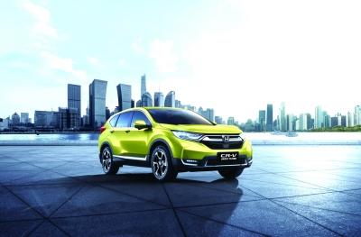 城市SUV先行者 东风Honda CR-V有何过人之处?