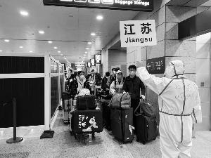 """江苏发布阶段性战""""疫""""成果"""