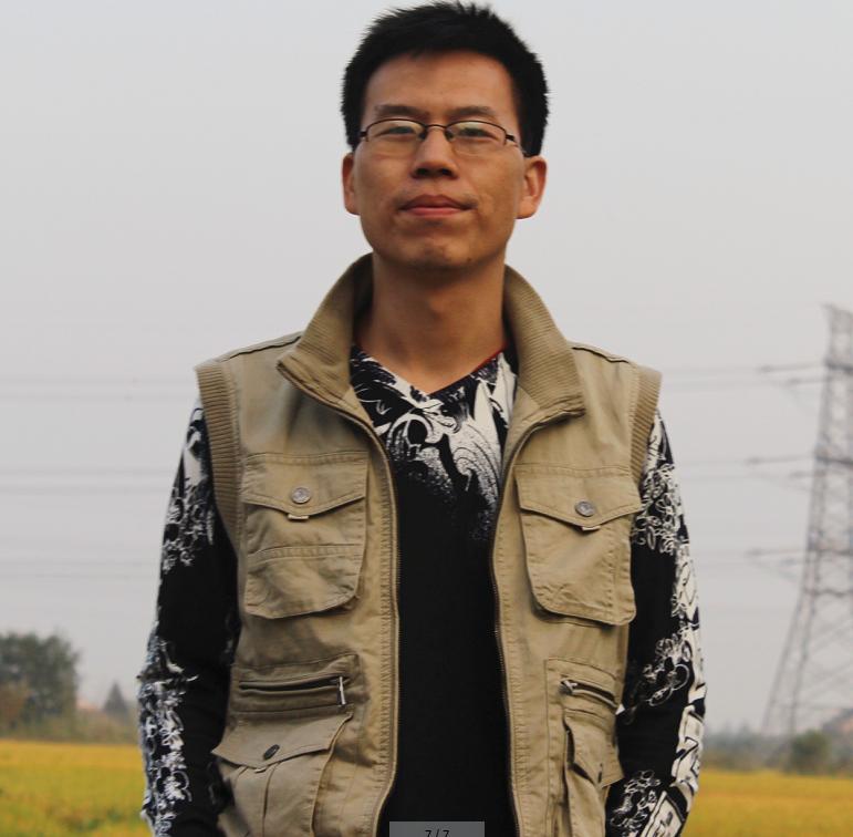 作者傅小平