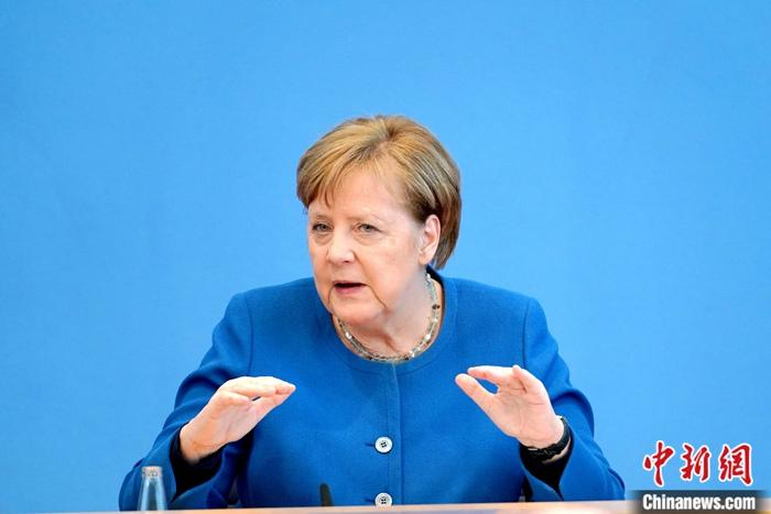 德国疫情危机处理得宜 默克尔政府满意度创新高