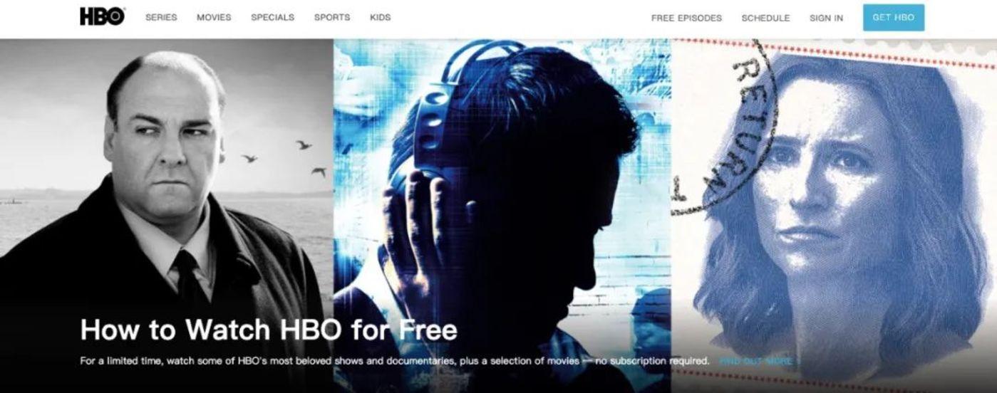 HBO宣布500小时付费内容免费,流媒体大战因肺炎暂停?