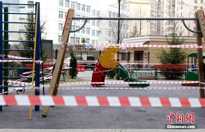 俄连续两日新增病例超3000例 莫斯科逾85%感染者不足65岁