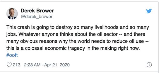 问题是:1亿桶石油将被运往何处?