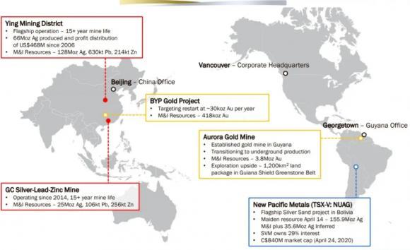 银金合体:希尔威收购圭亚那金矿 构建跨国金银矿商