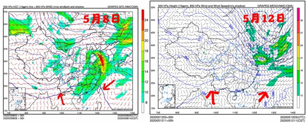 """今年首个台风生成 南方降雨开启""""车轮战"""" 南海季风或提前爆发?"""