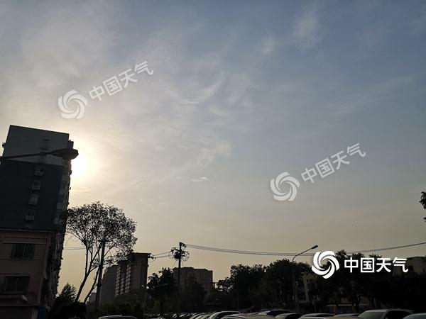 今日北京最高气温29℃ 未来三天北京多弱冷空气活动