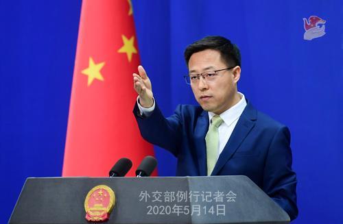 美方称中国黑客试图窃取疫苗信息 中方:造谣抹黑消灭不了病毒