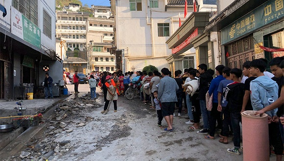 最新!避难师生有序返回,云南巧家地震已造成4人死亡,专家:近期排除发生更大地震的可能