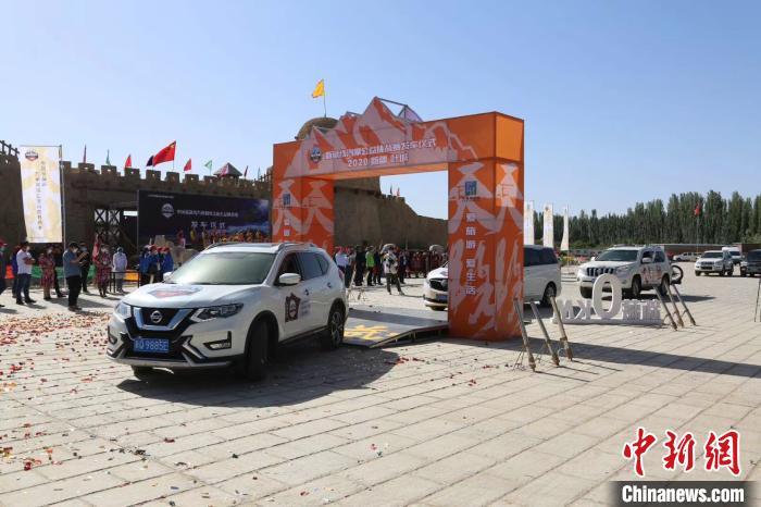 """新疆叶城开启""""体育旅游扶贫""""模式 拓宽脱贫路"""