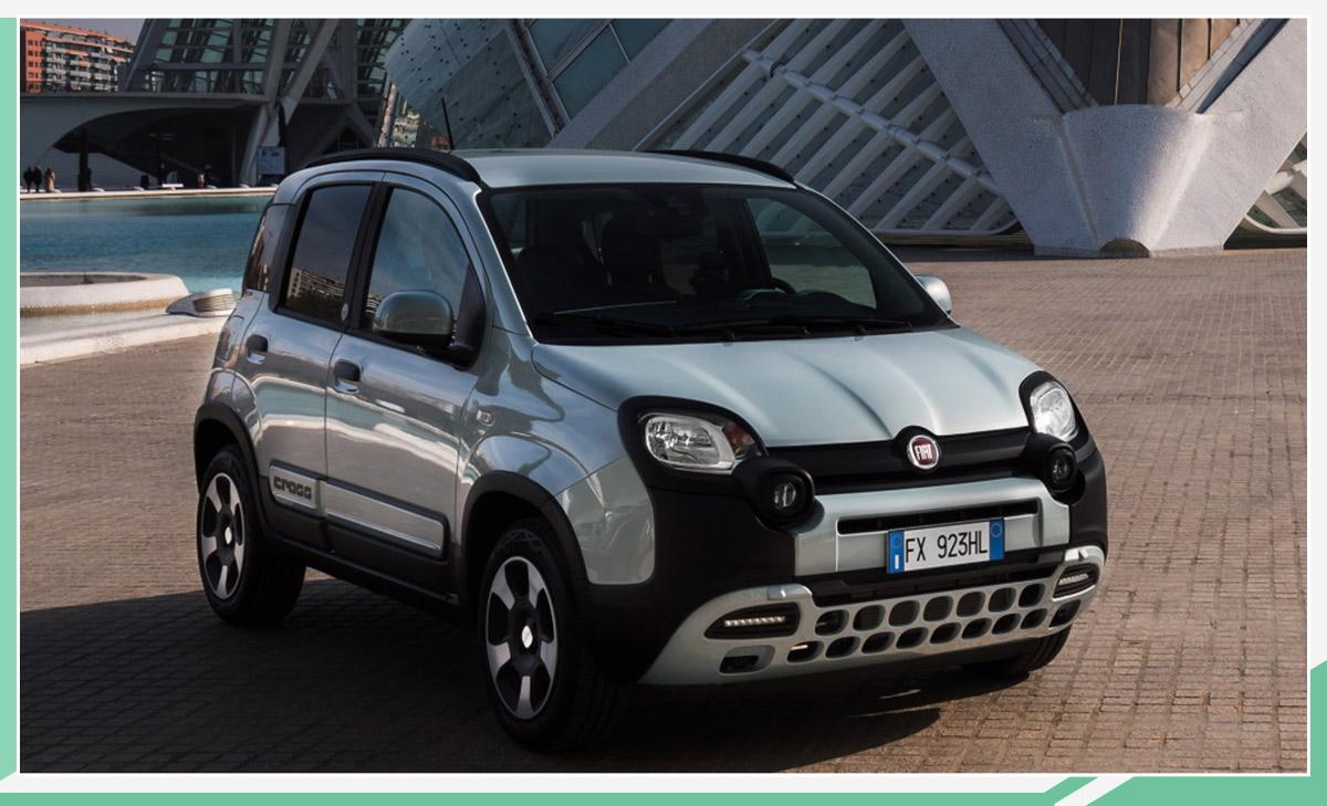 """仅在欧洲市场销售 菲亚特推两款""""杀毒功能""""车型"""