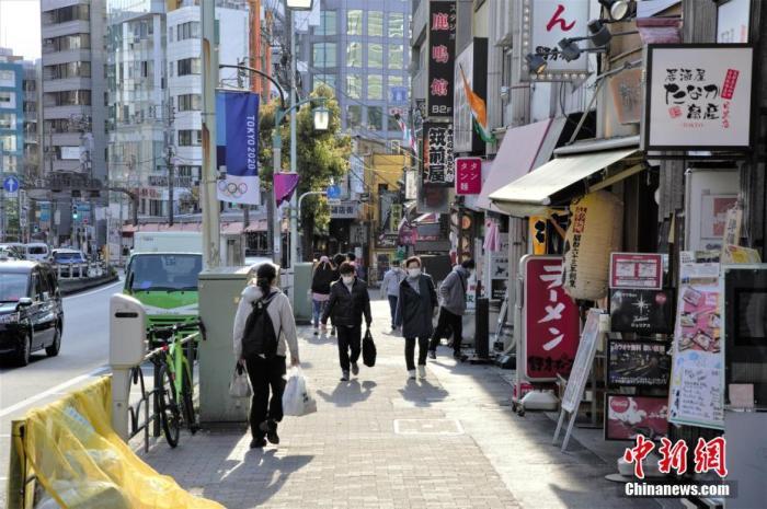 日本发布三行业防疫行动指南 预防聚集性感染