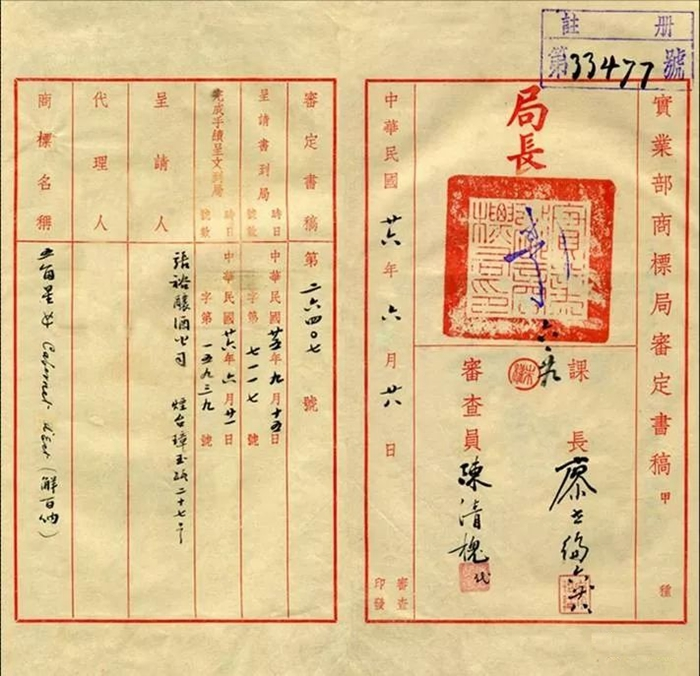 """什么叫开放式基金_1937年""""中国第一瓶干红""""张裕解百纳商标注册始末"""