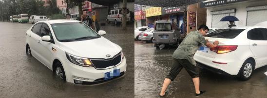 生命至上,客户至上――阳光保险快速应对暴雨洪涝等灾害