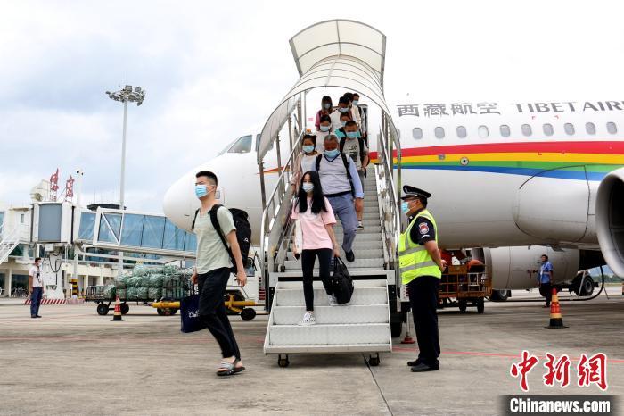 西藏航空新开通拉萨