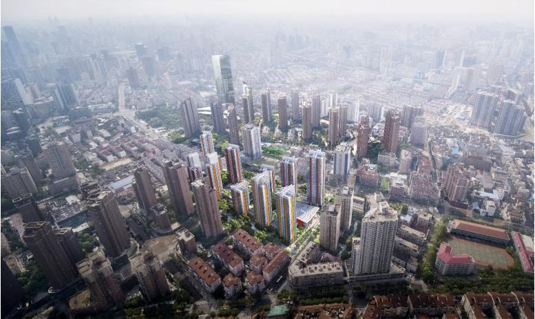 """上海万科深入探索城市""""有机更新"""""""
