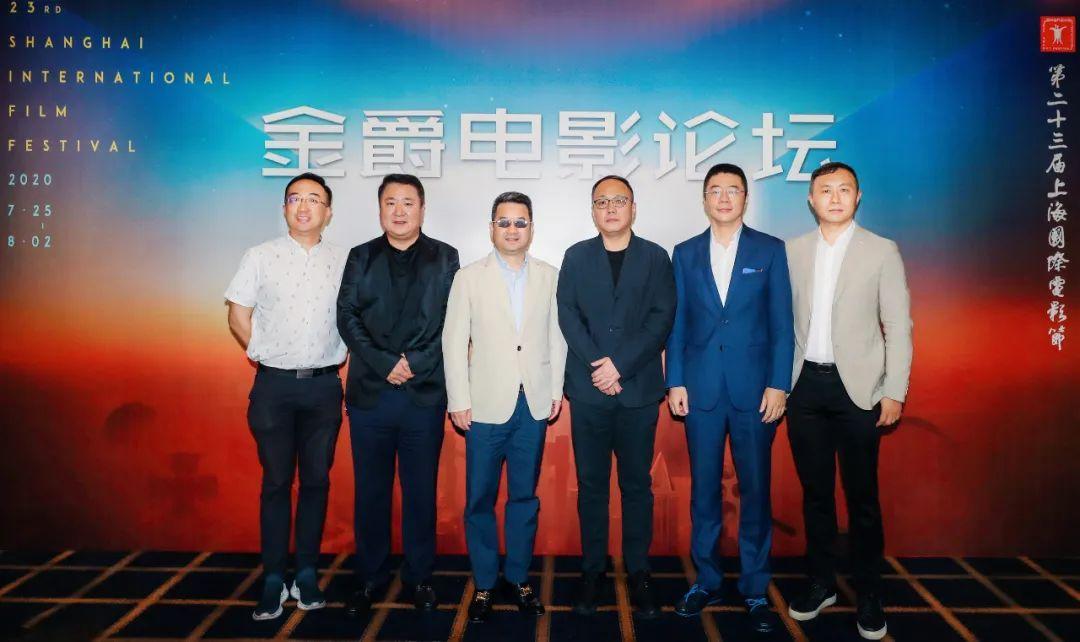 在上影节和上视节,看中国影企的韧性与未来