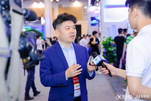 科大讯飞副总裁李传刚荣获中国人工智能年度十大风云人物