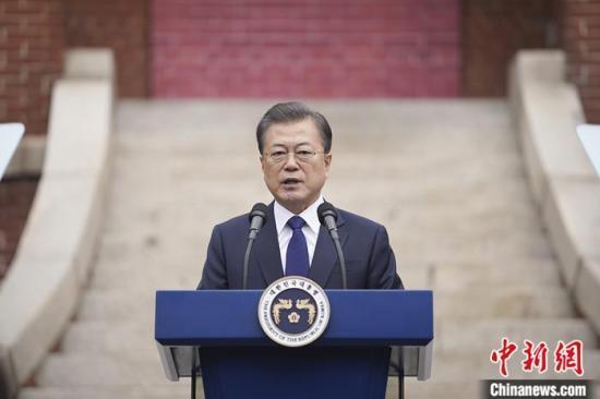 """韩国首都圈疫情恶化 文在寅称""""疫情发生以来最大危机"""""""