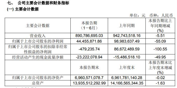 吉视传媒2020年上半年净利4445.59万 公司总资产较上年减少1.63%