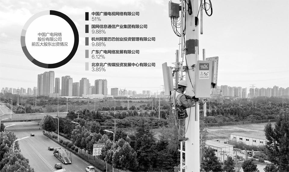 """斥资百亿参与组建广电网络股份 阿里、国网在打什么""""算盘""""?"""