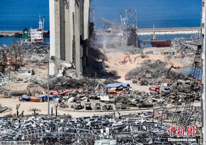 黎巴嫩法官就爆炸案向5人发逮捕令 被捕人数增至21人