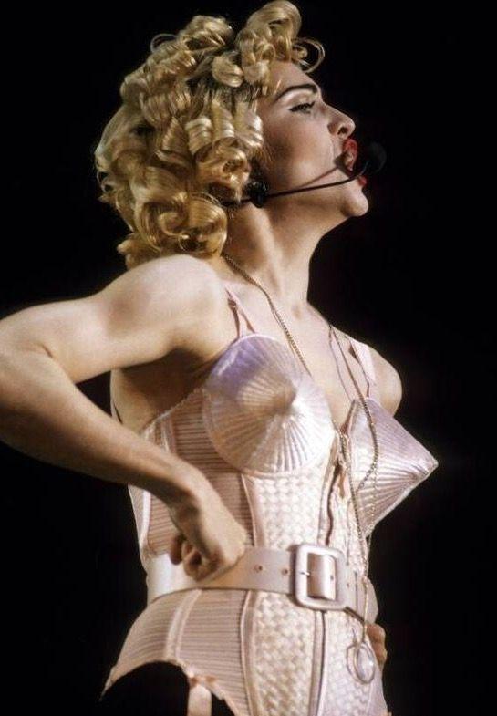 摩登日记|引领潮流的时尚偶像麦当娜