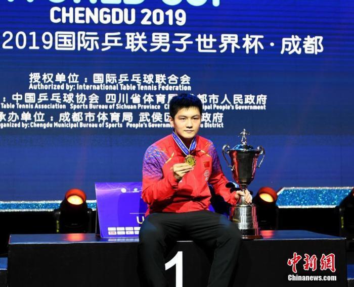 国际乒联世界排名即将解冻 乒坛重启积分争夺战