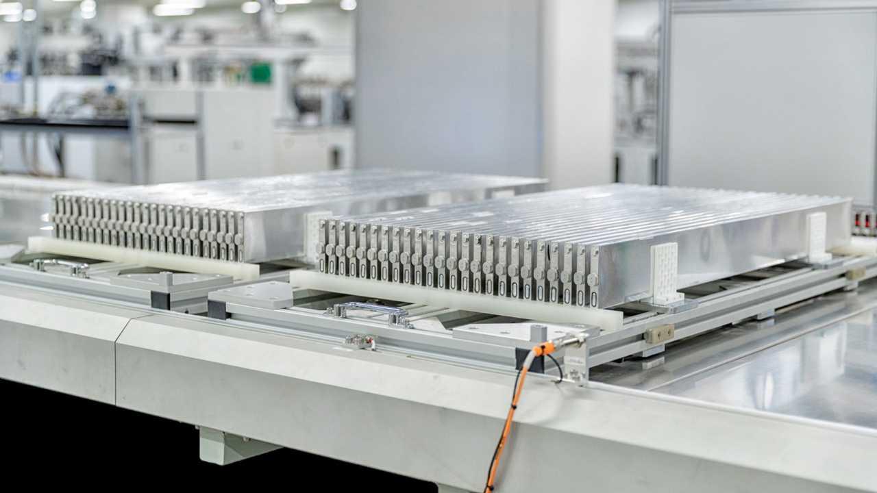 比亚迪巴西新电池工厂投产