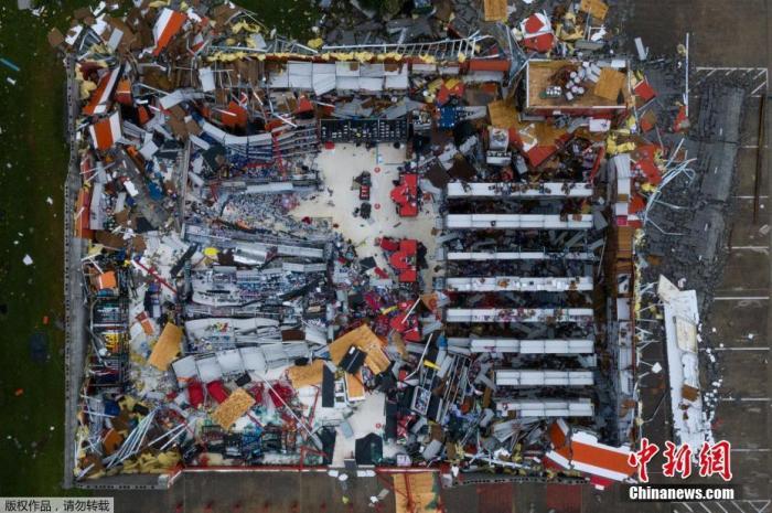 """热带风暴""""萨利""""逼近美国 或增强为飓风带来4米高巨浪"""
