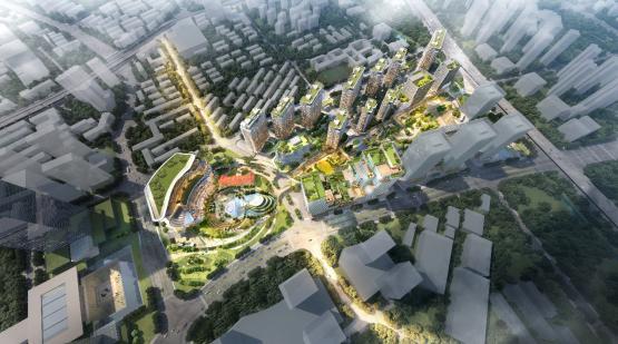 郑志刚凝聚国际顶级建筑师坂茂及