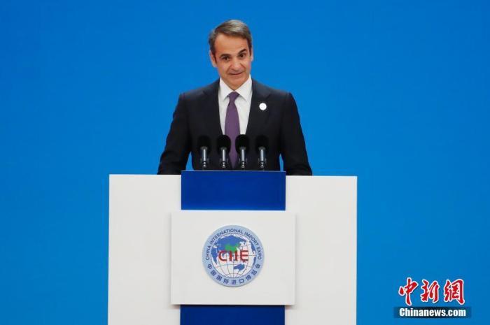 调查:希腊多数民众担忧疫情 总理支持率略有下降