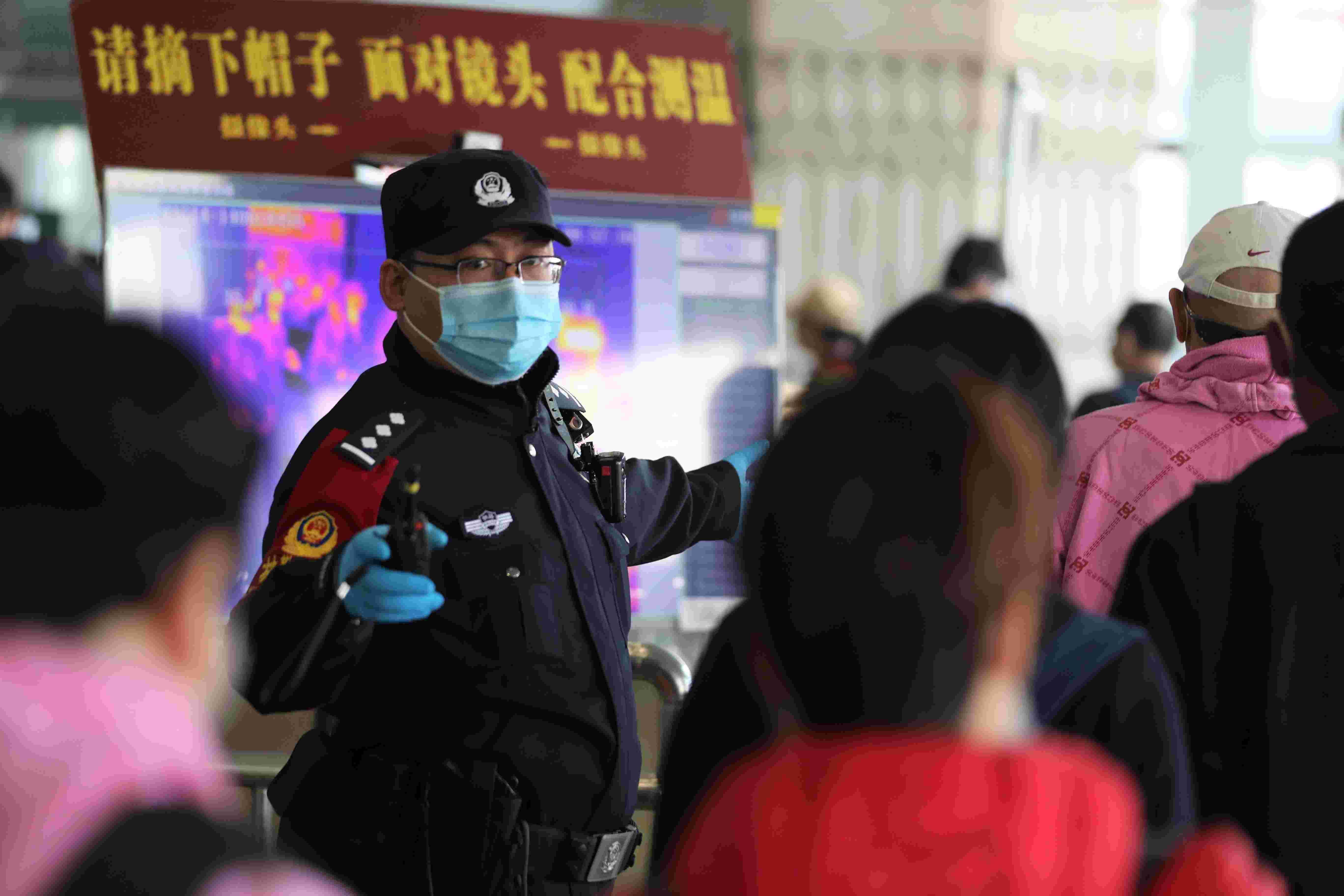 长假期间北京铁警查处2起高铁吸烟案件,找回遗失物品500余件