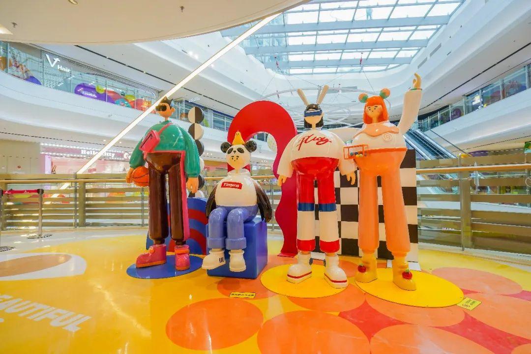 三季度开业购物中心84个,开业的热潮回来了!