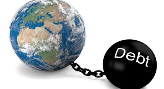 标普:今年全球债务总额将达200万亿美元 占GDP的265%