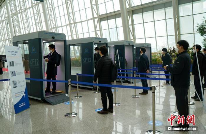 韩政府:疫情再次面临全国扩散风险