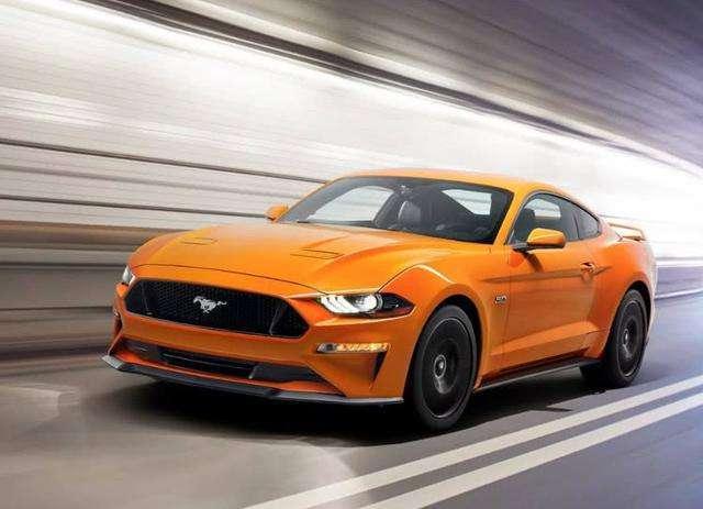 制动踏板隐患 福特召回2627辆Mustang车型