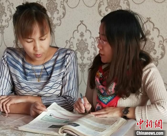 广东教育援疆:师徒结对传帮带