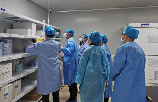 迪安诊断雷迪实验室顺利通过ISO15189认可新冠核酸检测项目现场评审