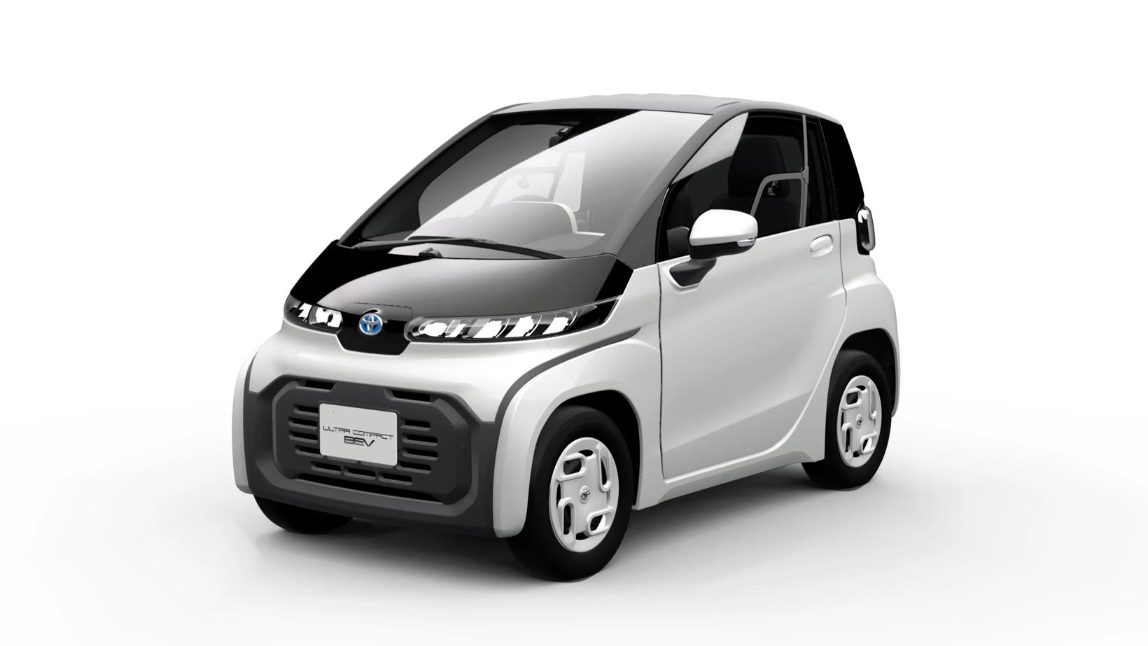 电银付大盟主(dianyinzhifu.com):丰田设计2021年推小型纯电动车 丰田章男被打脸?