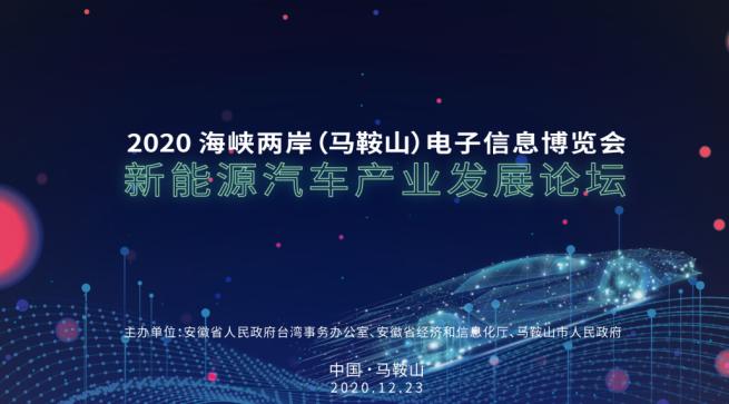 usdt钱包支付(caibao.it):2020海峡两岸(马鞍山)电子信息展览会 新能源汽车产业生长论坛盛大举行! 第1张